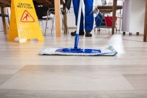 Commercial Floor Cleaning Roseville