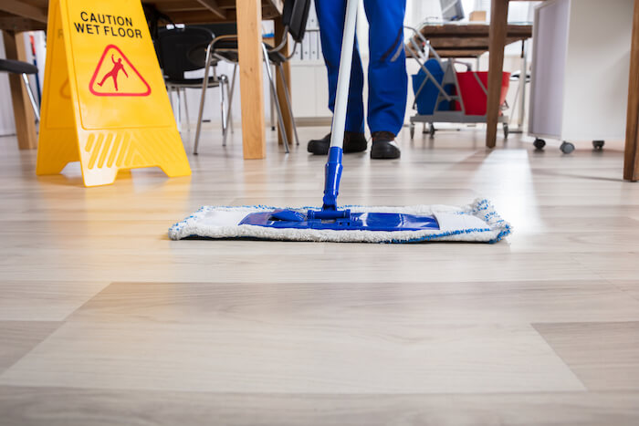 commercial floor cleaning minnetonka
